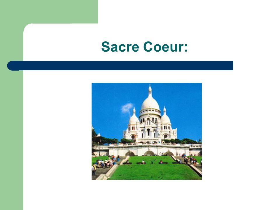 Sacre Coeur: