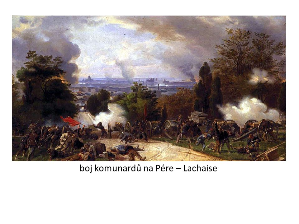 boj komunardů na Pére – Lachaise