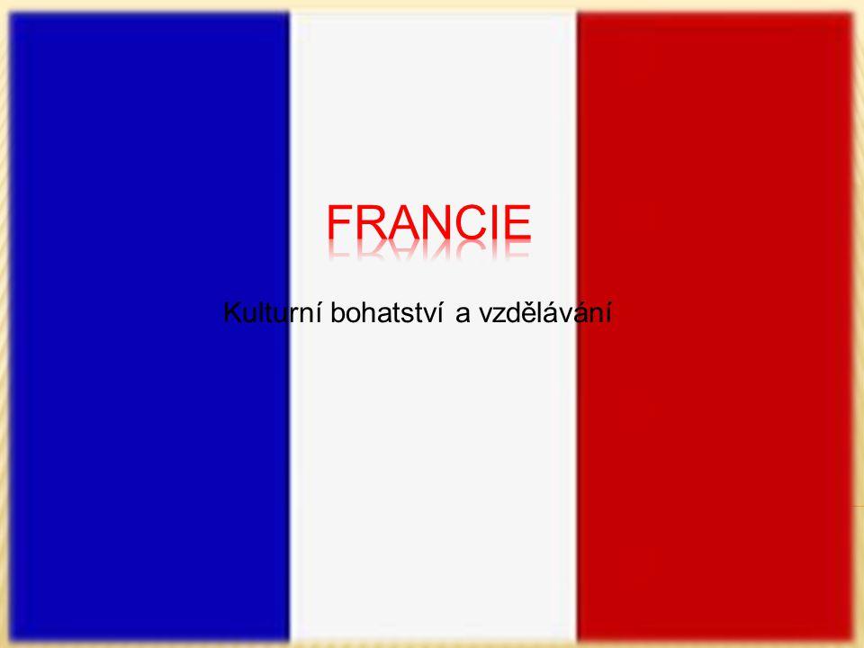  Systém francouzského vzdělání je vysoce centralizovaný, organizovaný a rozvětvený.