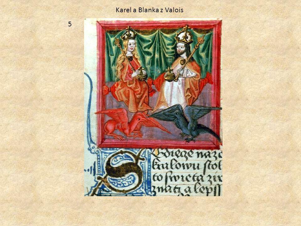 5 Karel a Blanka z Valois
