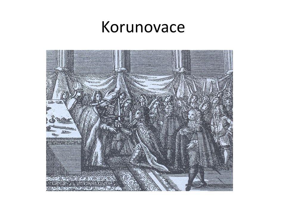 Korunovace