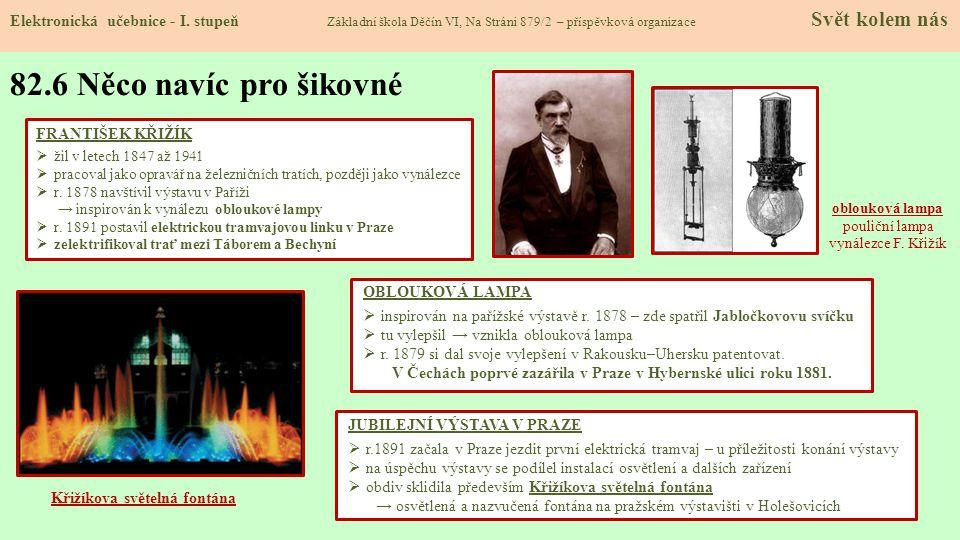 82.7 CLIL Elektronická učebnice - I.