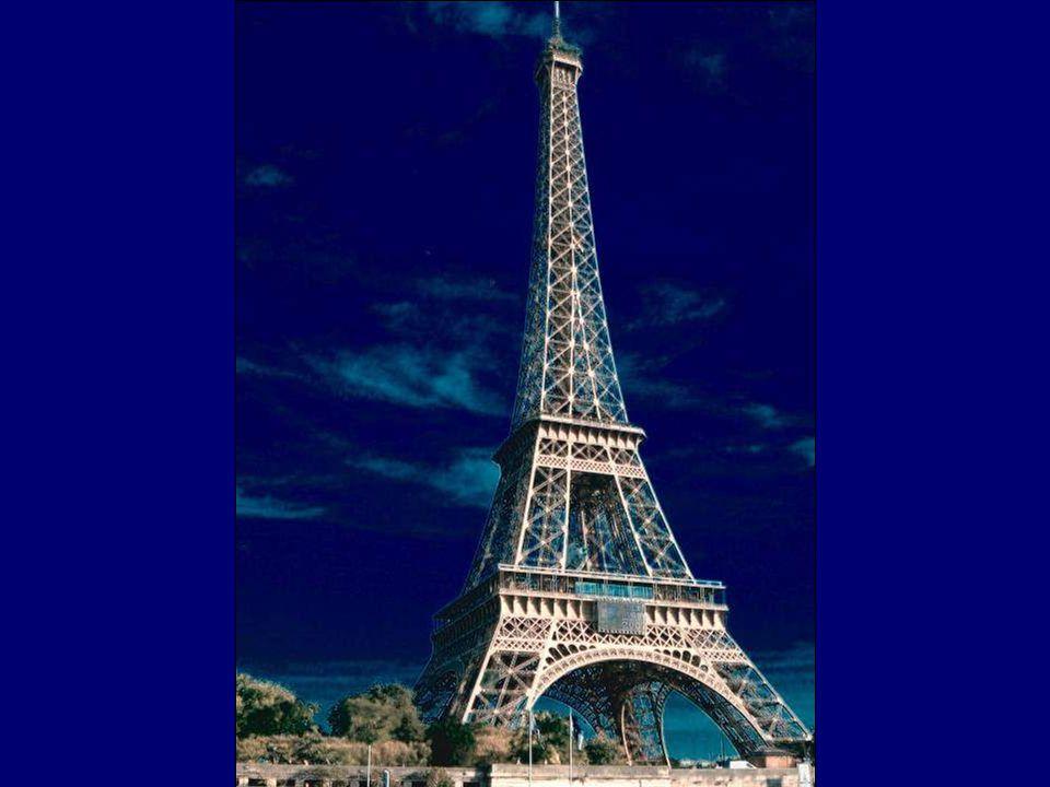 Paříž z Eiffelovky … Seina Sacré Coeur Martova Martova pole Vítězný oblouk