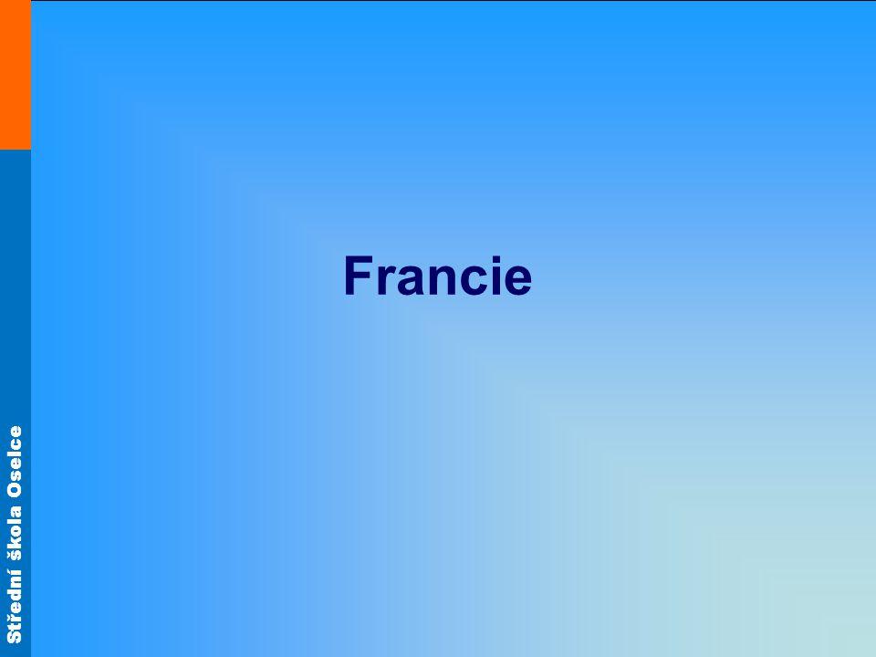 Střední škola Oselce Francie