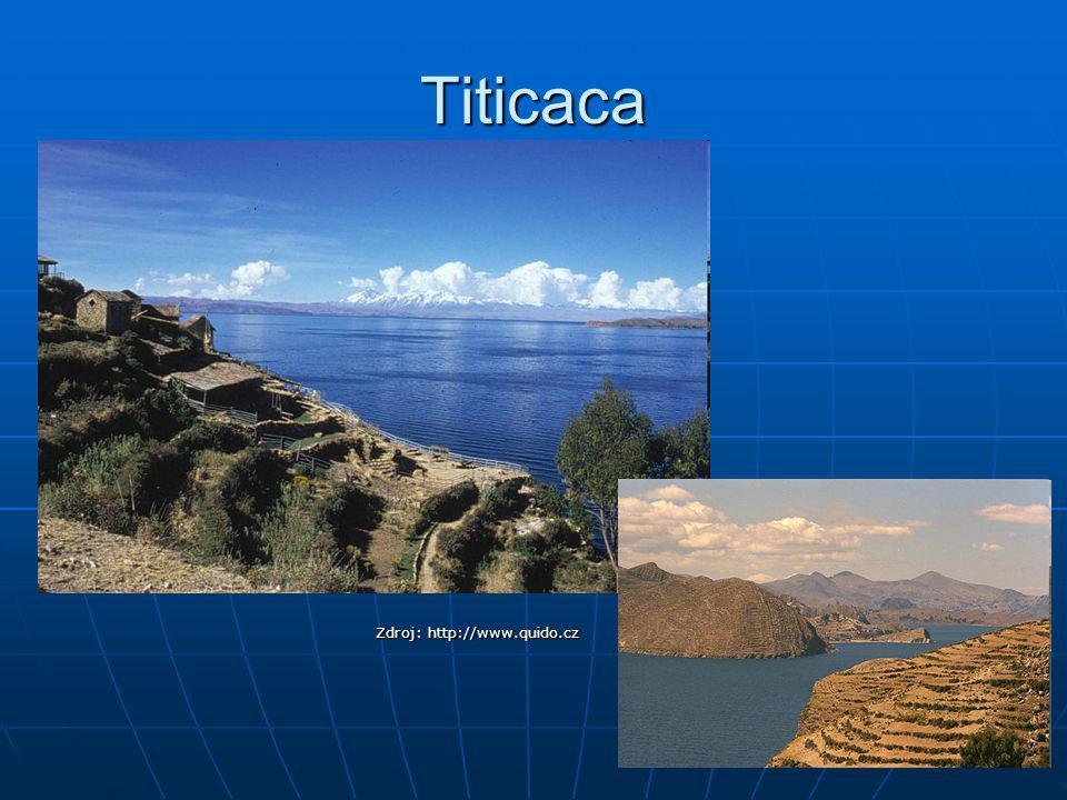Titicaca Zdroj: http://www.quido.cz