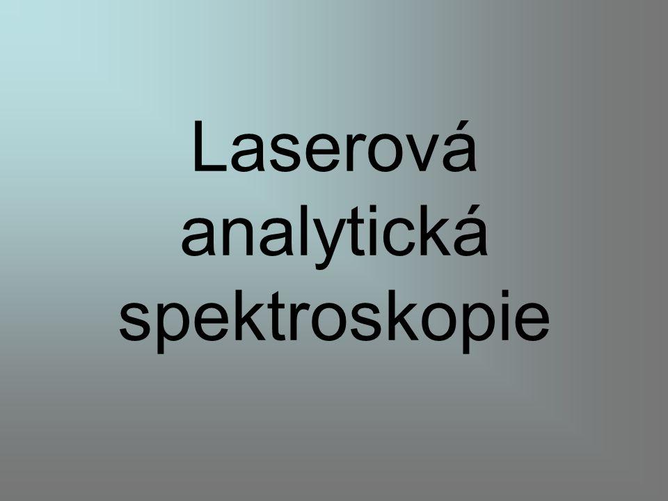 Laserová analytická spektroskopie