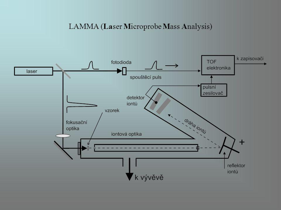 LAMMA (Laser Microprobe Mass Analysis)