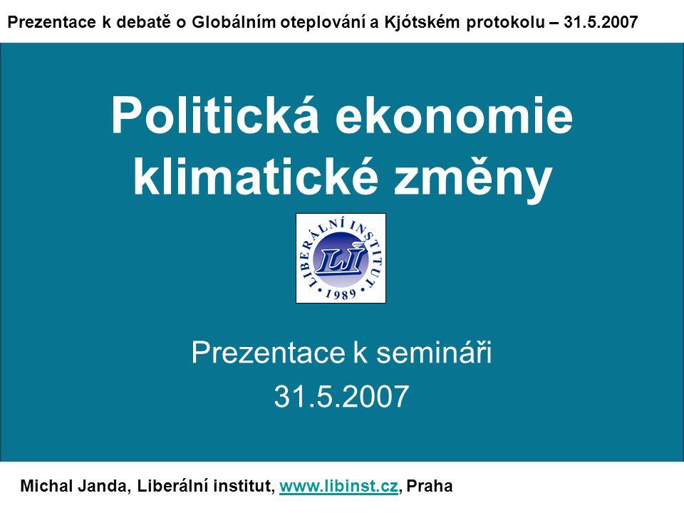 Michal Janda, Liberální institut, www.libinst.cz, Prahawww.libinst.cz I.V.