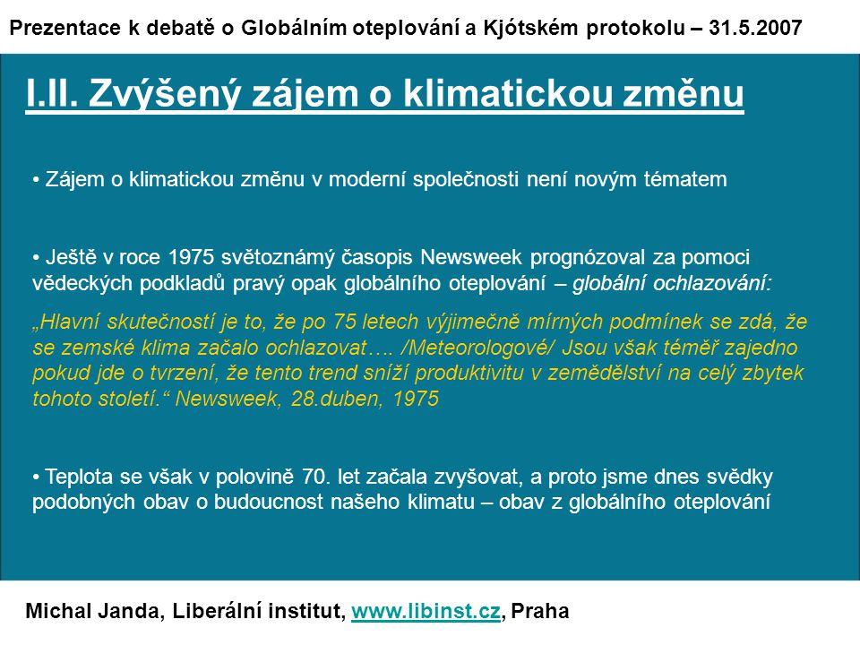 Michal Janda, Liberální institut, www.libinst.cz, Prahawww.libinst.cz I.II.