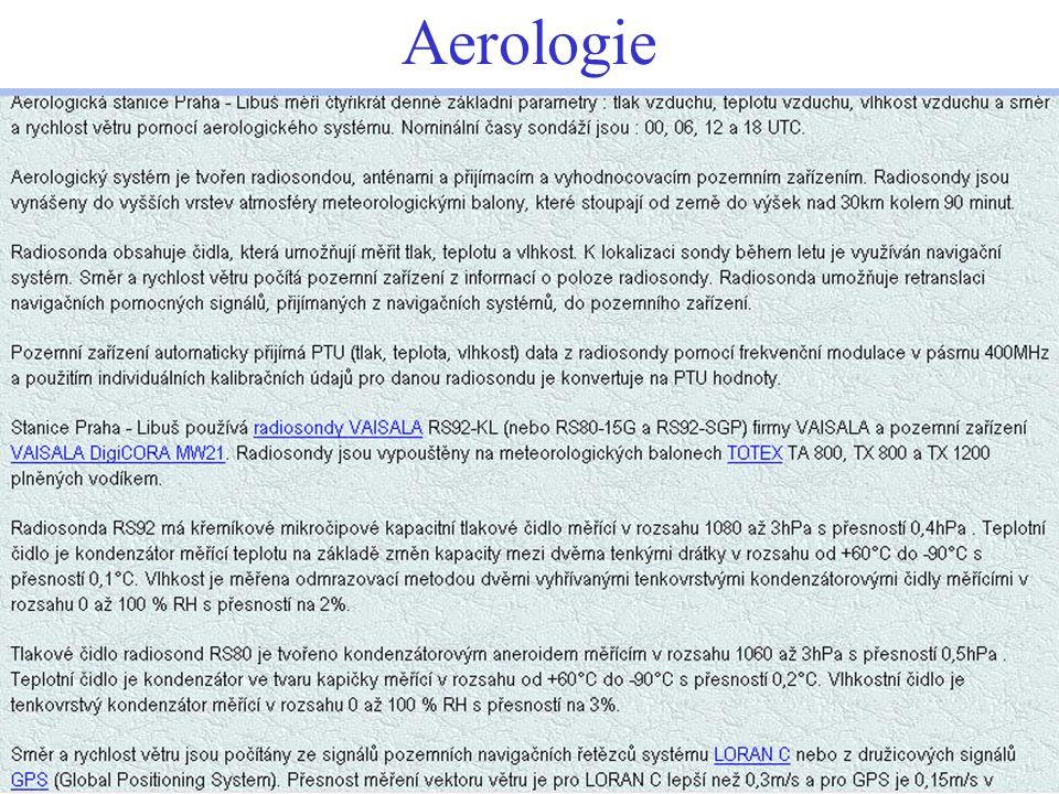 Aerologie
