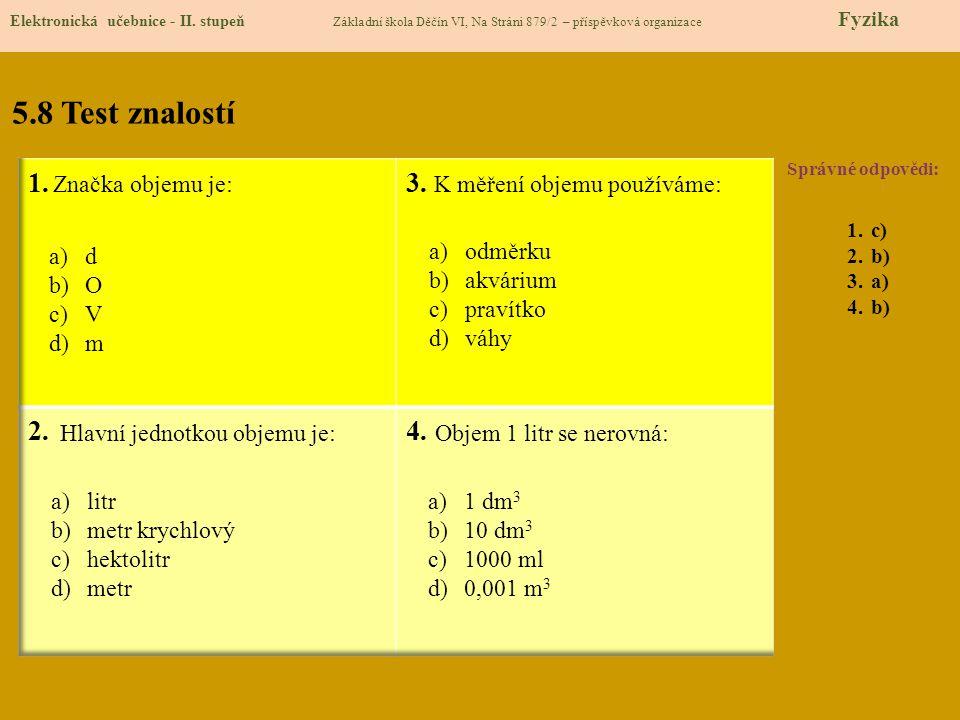 5.9 Použité zdroje, citace Elektronická učebnice - II.