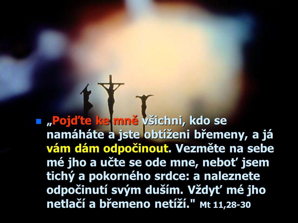 Bůh ke mně mluví Neodpustitelný hřích proti Duchu svatému je: Když říkám NE! Když se vzdaluji! Když odmítám! Když se uzavírám! Když odejdu!