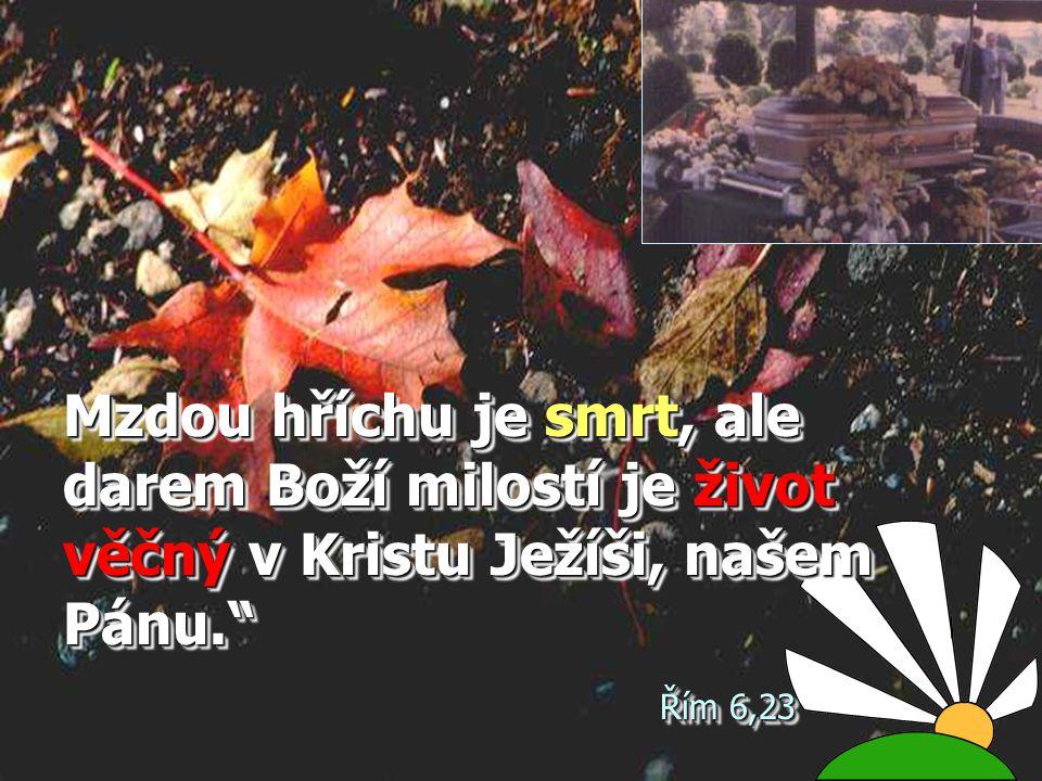 """""""Toho, který nepoznal hřích, kvůli nám ztotožnil s hříchem, abychom v něm dosáhli Boží spravedlnosti."""" 2.Kor5,21"""