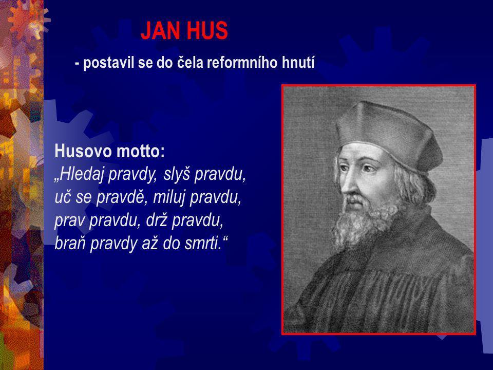 Jan Hus se také zasloužil o vydání DEKRETU KUTNOHORSKÉHO, jenž mění poměr hlasů na pražské univerzitě ve prospěch Čechů.