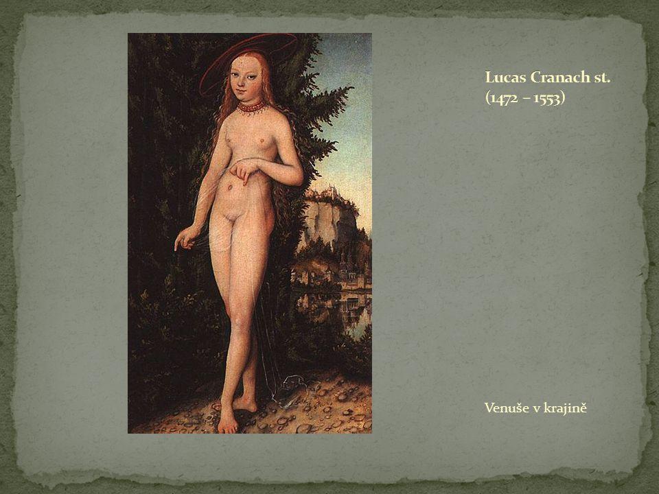 Venuše v krajině