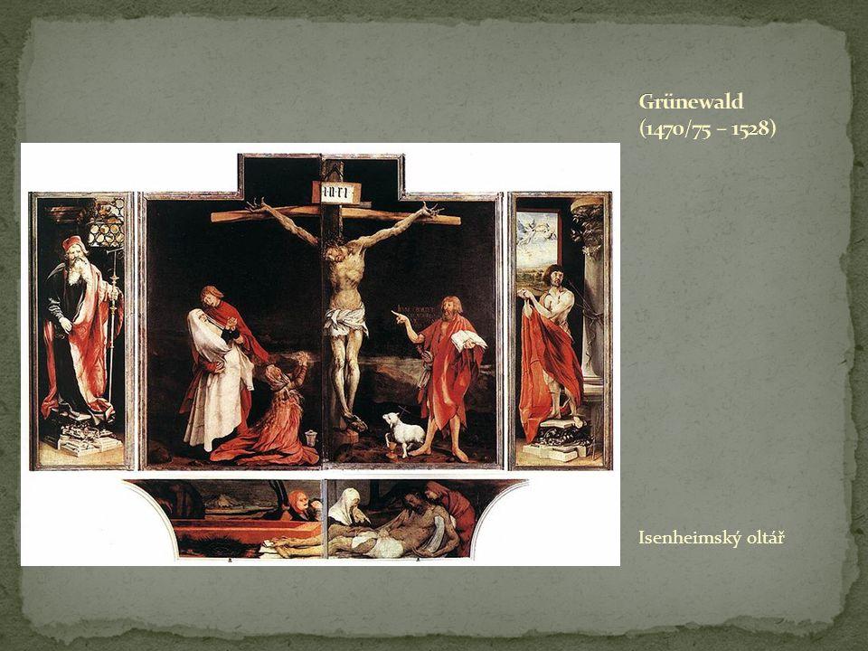 Isenheimský oltář