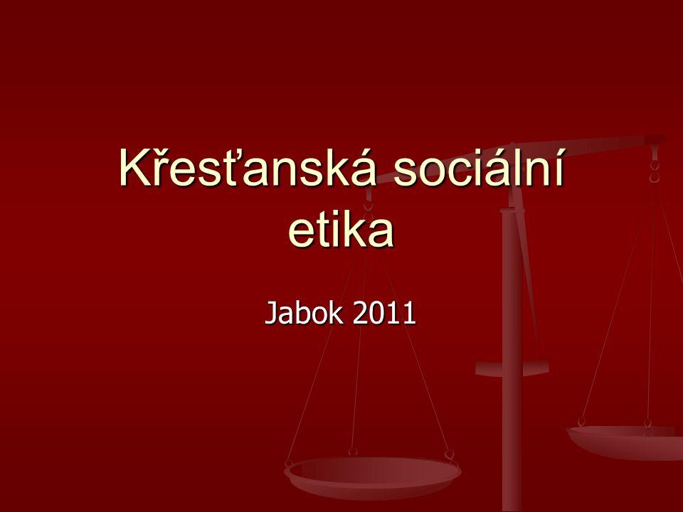 2 Křesťanská sociální etika.M. Martinek 201132 Sociální dokumenty Pavla VI.