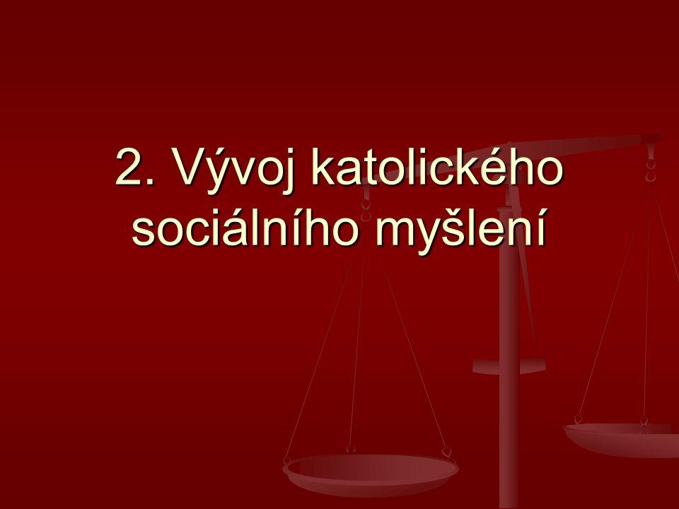 2 Křesťanská sociální etika.M. Martinek 201113 Církev v 19.