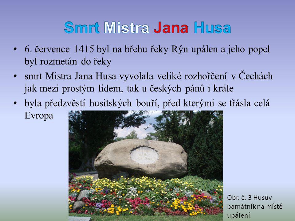 1)Odkud pocházel Mistr Jan Hus a kdy zemřel.JIŽNÍ ČECHY, HUSINEC.