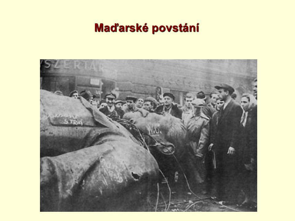 Maďarské povstání
