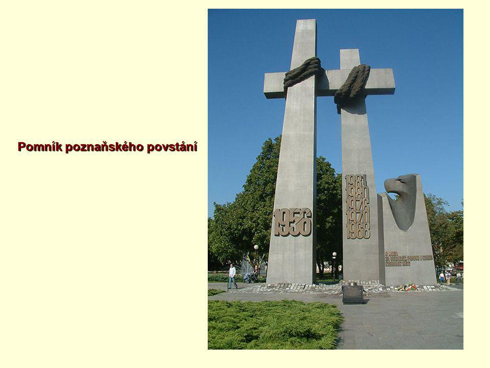 Pomník poznaňského povstání