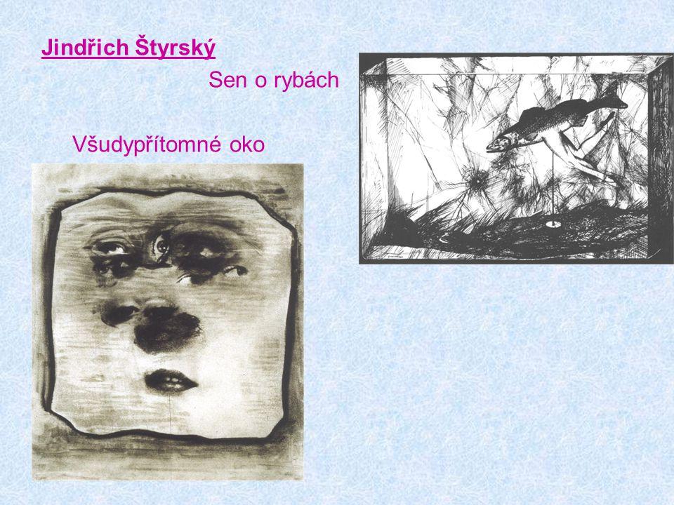 Jindřich Štyrský Souvenir