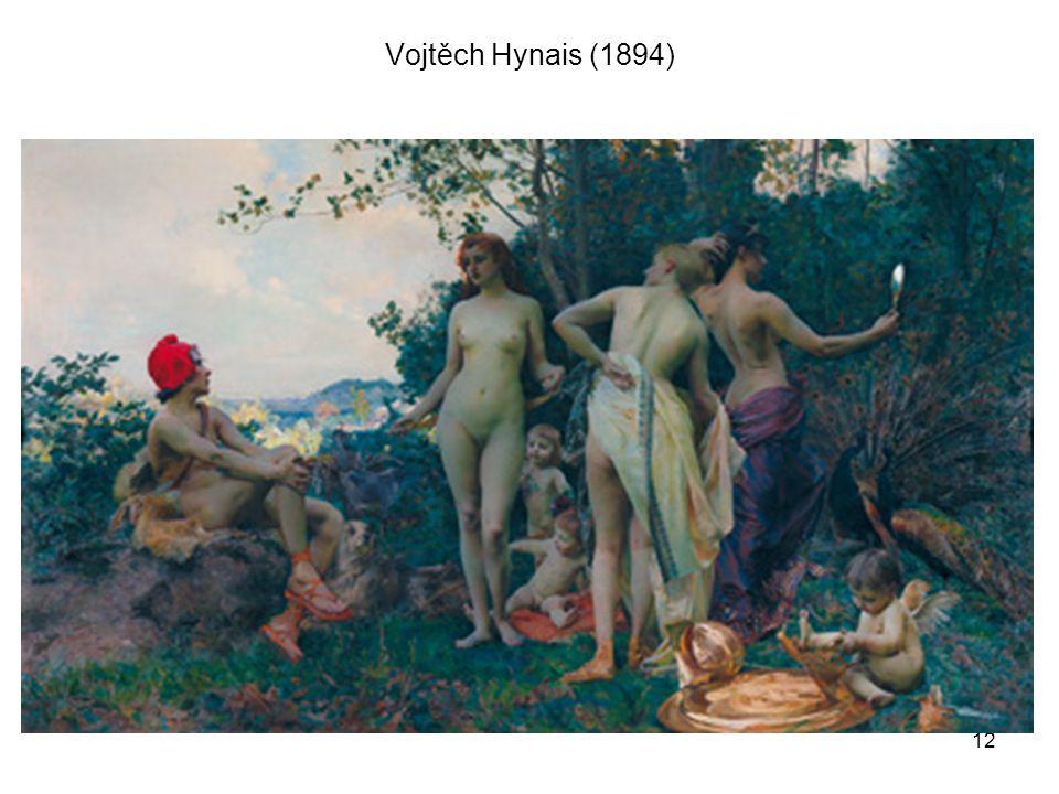 12 Vojtěch Hynais (1894)