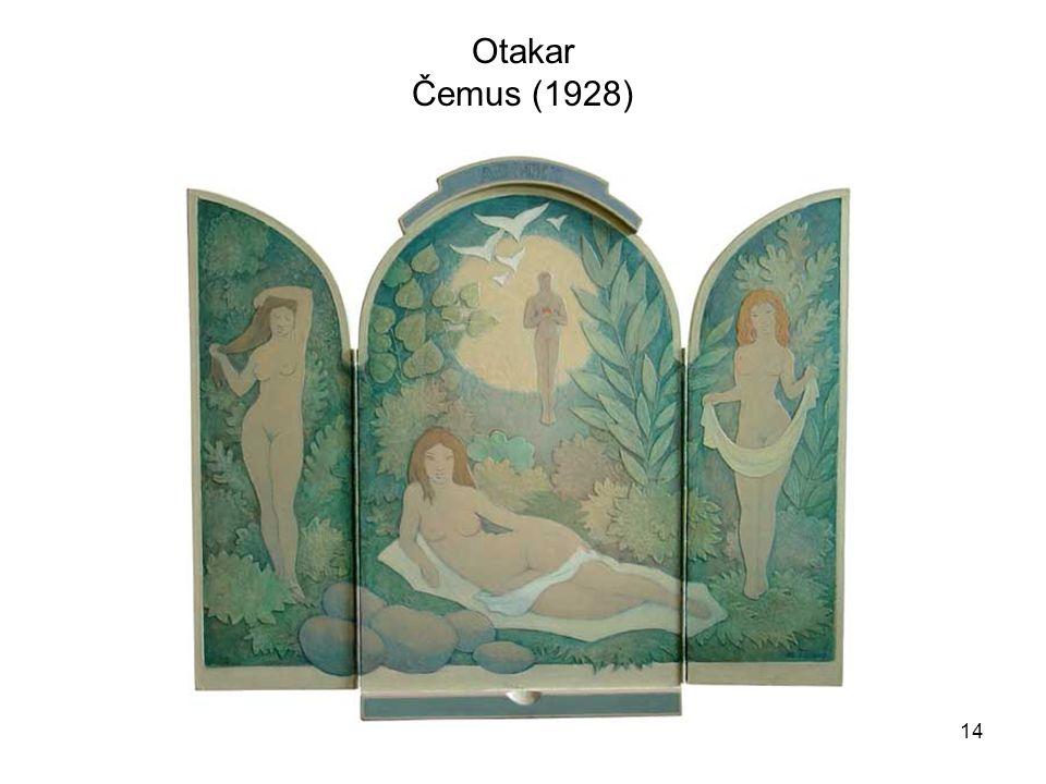 14 Otakar Čemus (1928)
