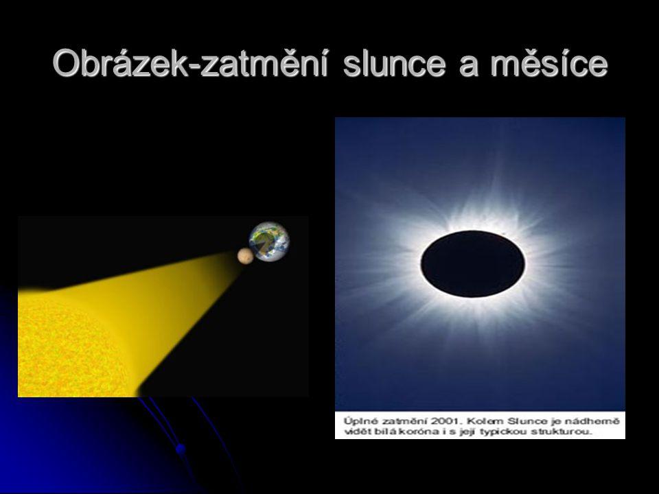 Obrázek-zatmění slunce a měsíce
