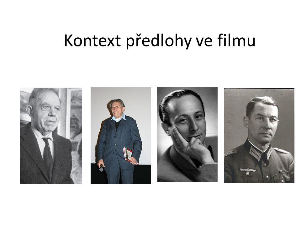Porovnání skutečného a filmového příběhu Salomon Smolianoff byl hledán za svou kriminální aktivitu, a po válce žil v Brasilii, zůstal výtvarníkem Adolf Burger nebyl zločincem, jen začal vytiskovat falešné dokumenty pro židy, aby zahranil jim život Władysław Szpilman napsal vzpomínky, které byli zakázaný k tisku jako nekorespondující sovětské představě Wilhelm Adalbert Hosenfeld zahranil život několika Židům a Polákům, a Szpilman pokusil zahranit život mu
