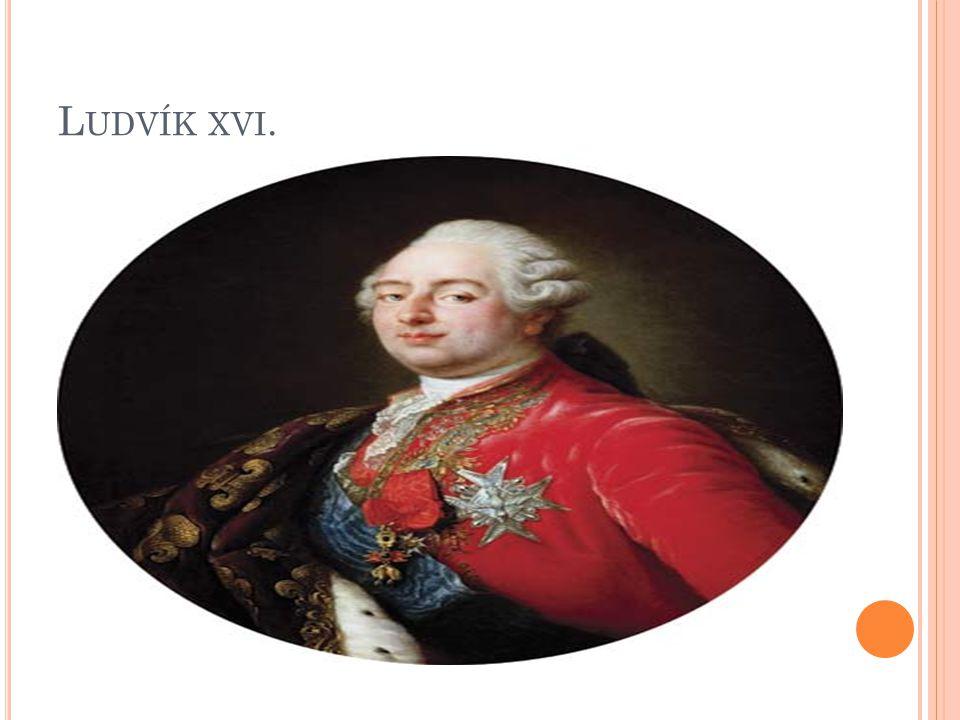 L UDVÍK XVI.