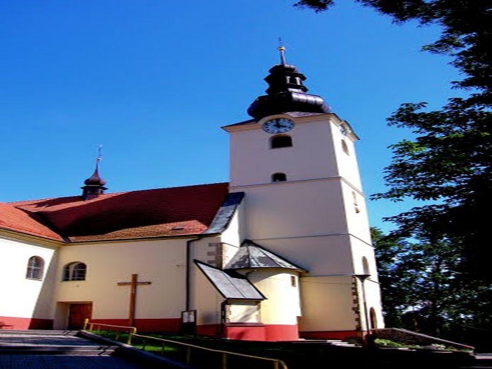 Kostel je druhou nejvýznamější historickou památkou ve městě.