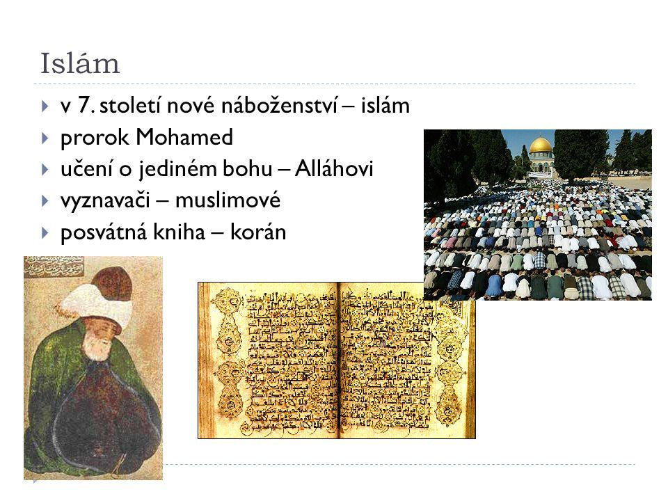 Islám  v 7.
