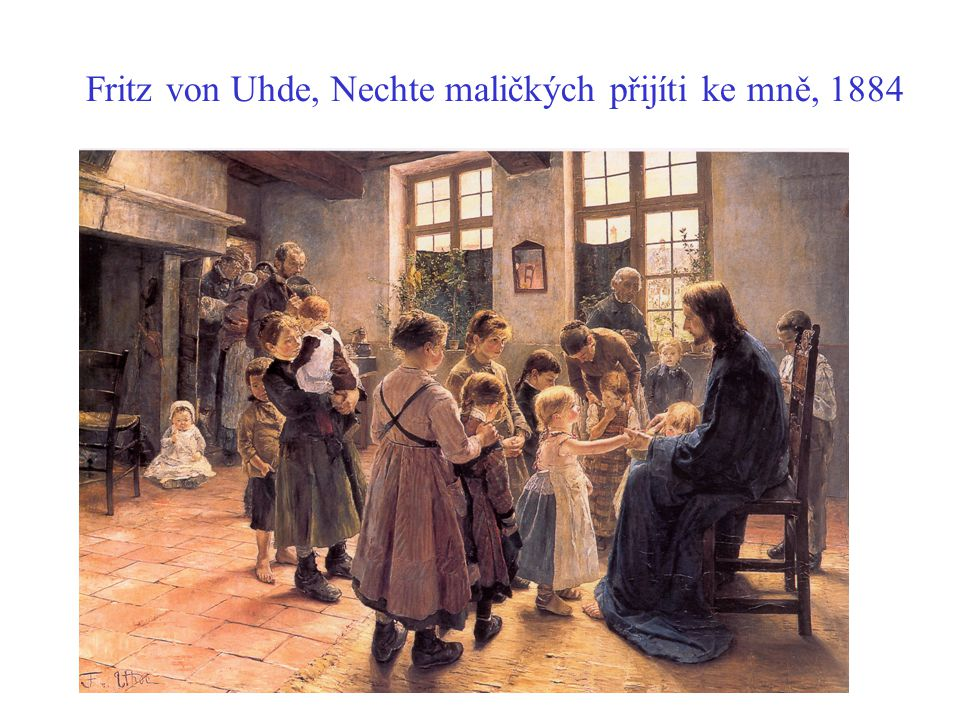 Desiderius Peter Lenz, Pieta, 1894