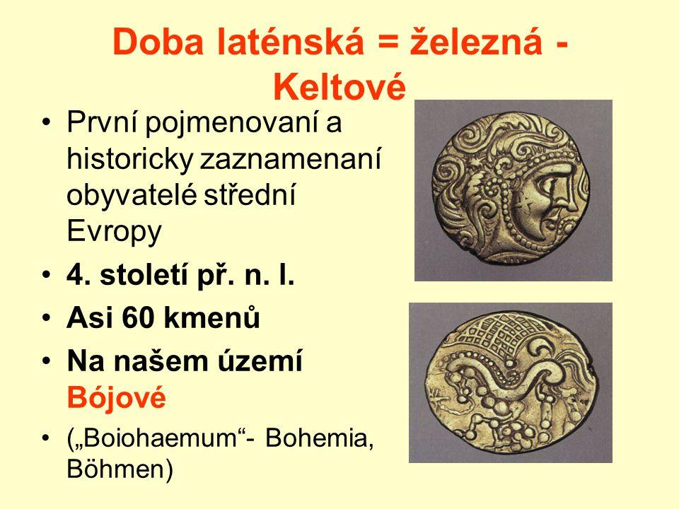 Území dnešní České republiky 4. stol. př. n. l. – 7. stol. n. l.
