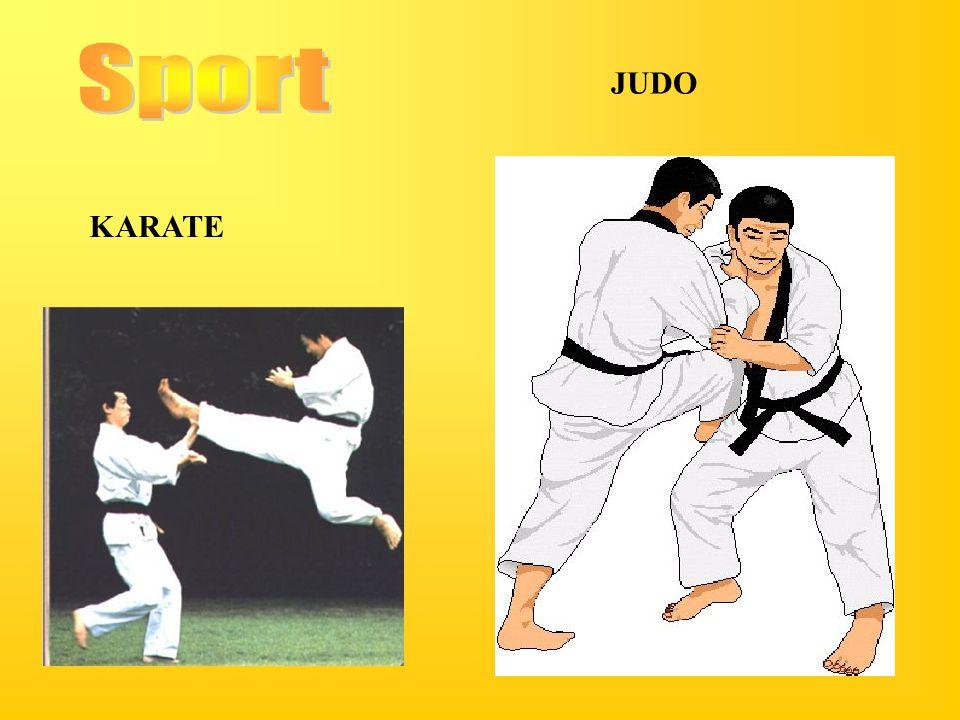 JUDO KARATE