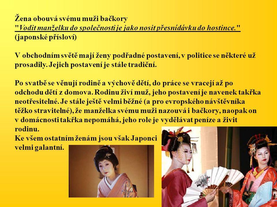 Japonské tradi č ní jídlo - suši