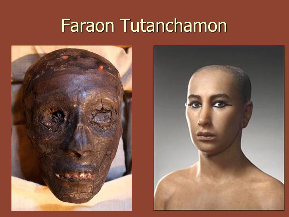 Faraon Tutanchamon