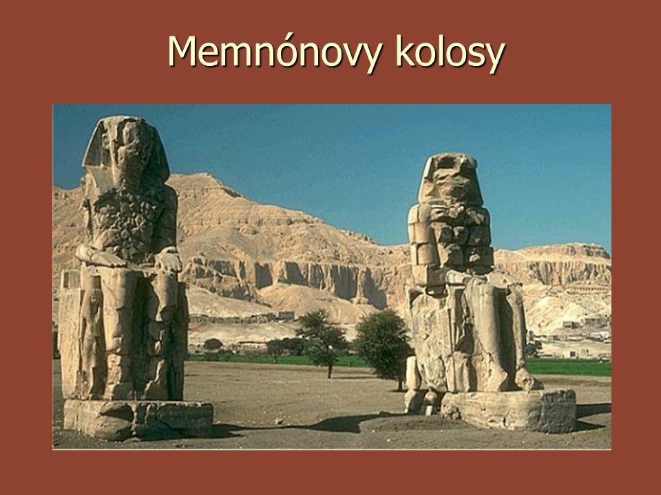Memnónovy kolosy
