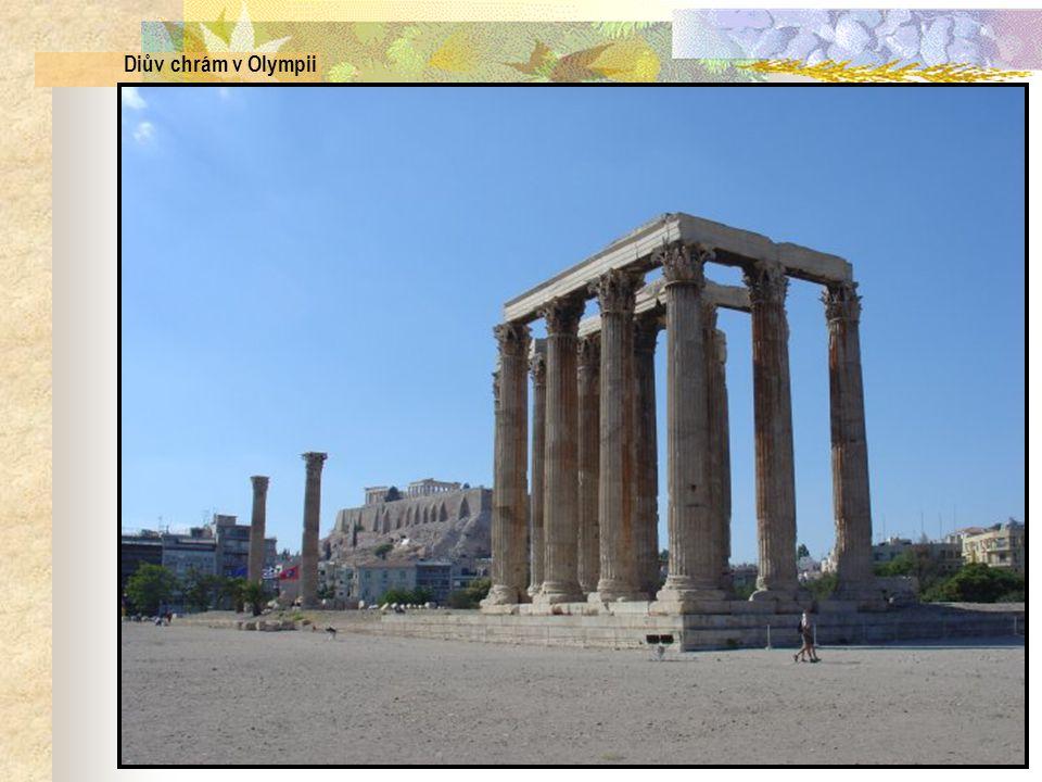 Diův chrám v Olympii