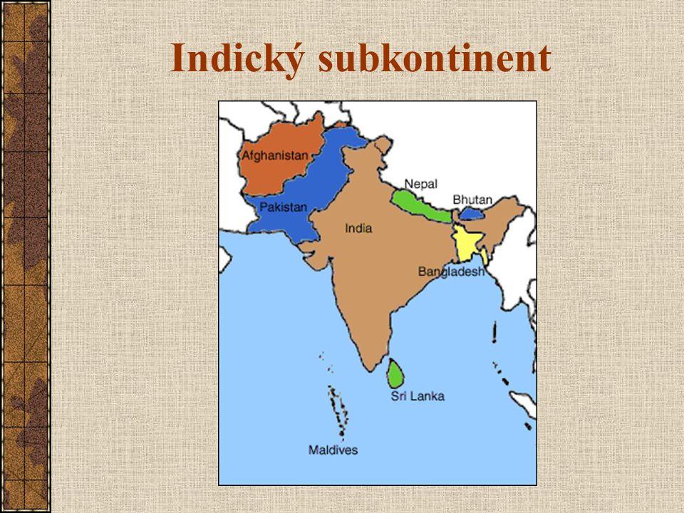 Indický subkontinent