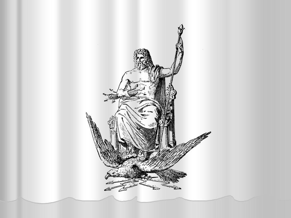 Závěr V řecké mytologii vystupuje ještě celá řada zajímavých bytostí, bohů či nestvůr.