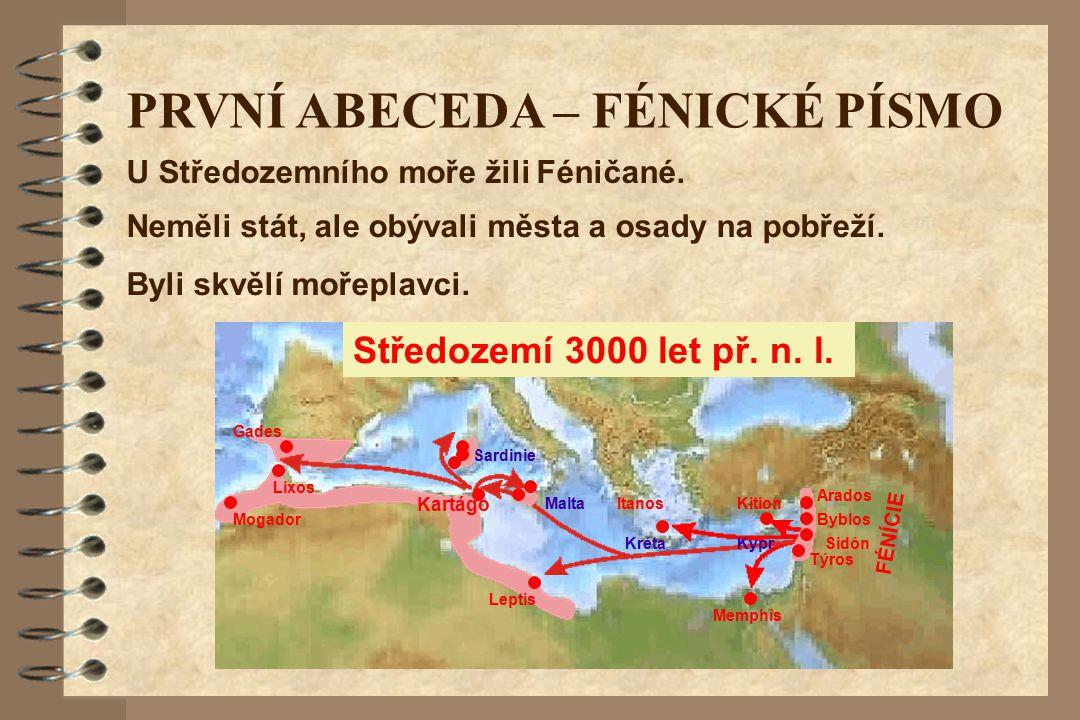 Středozemí 3000 let př.n. l.