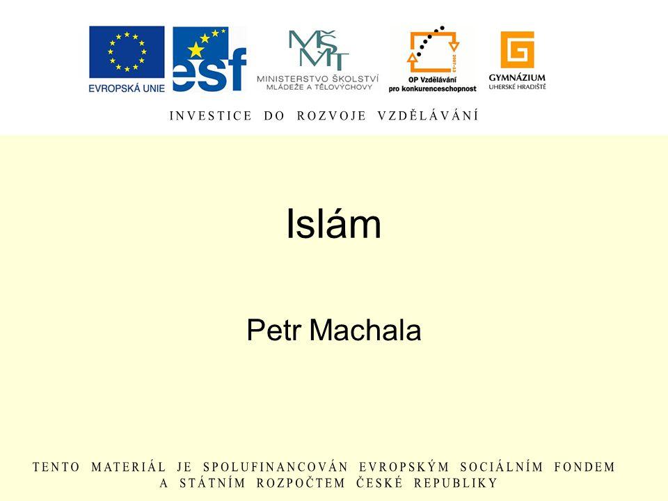 Islám Petr Machala