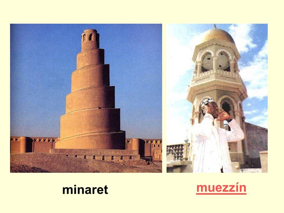 muezzín minaret
