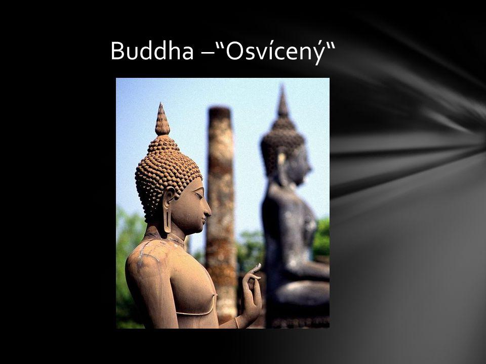 Buddha – Osvícený