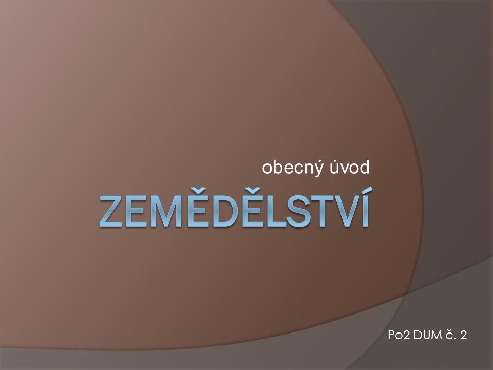 obecný úvod Po2 DUM č. 2