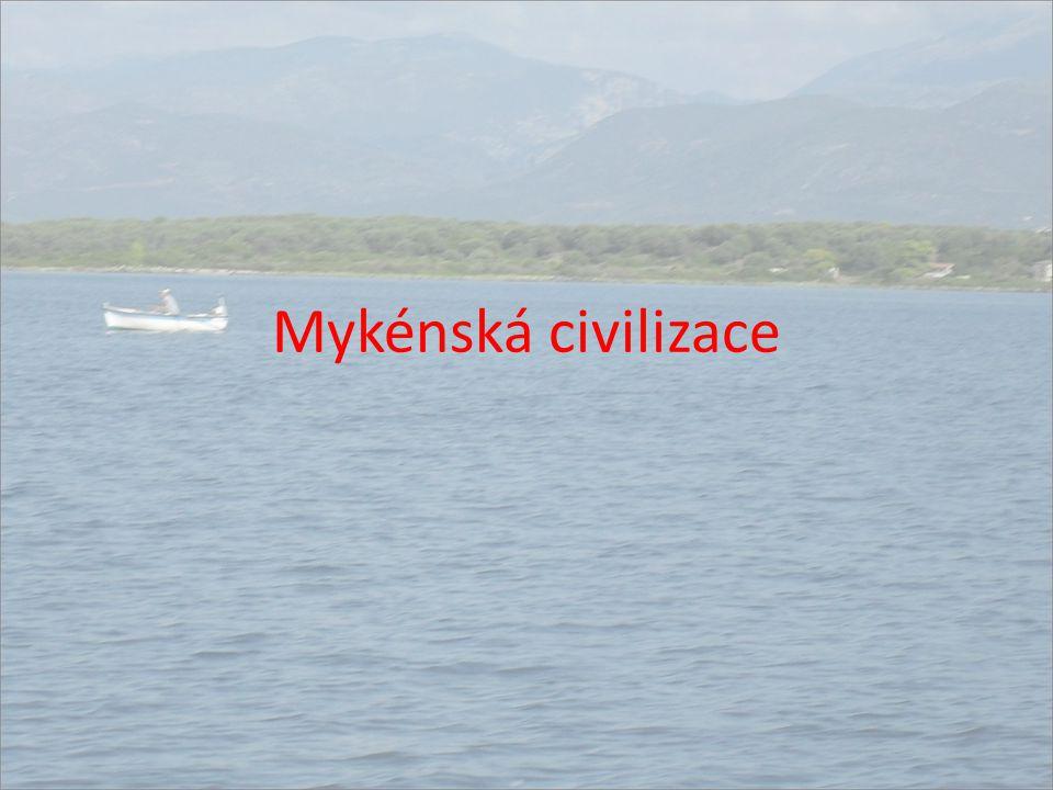 Mykénská civilizace