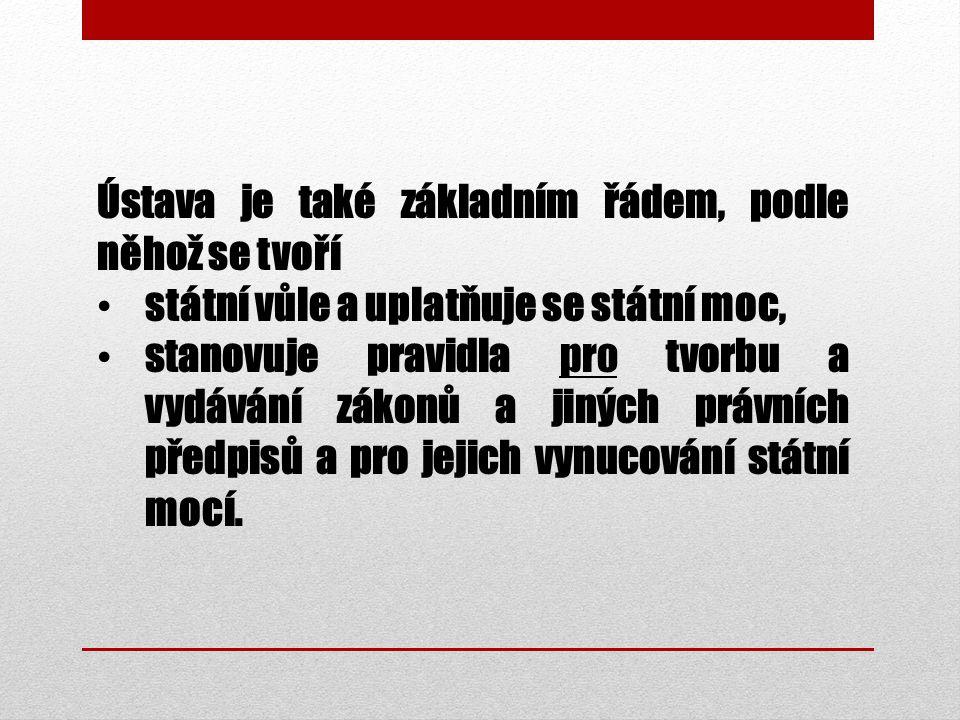 Občanské právo: jednotné občanské právo v celé říši (§ 23) aobčanské právo rovnost občanů z různých korunních zemí ve věci občanského práva (§ 24) svoboda stěhování v rámci státu a svobodu vystěhování z říše (§ 25), dále rušila jakékoli formy poddanství (§ 26),poddanství vyhlašovala rovnost občanů před zákonem (§ 27) a rovné možnosti v přístupu k veřejným úřadům a státním službám (§ 28) určovala pravidla soukromého vlastnictví (§ 29),soukromého vlastnictví každému občanu bylo povoleno nabývat nemovitých statků, vykonávat všechna legální povolání (§ 30) a svobodně svůj majetek v rámci říše stěhovat (§ 31) možnost vyplacení se z poddanských povinností (§ 32).