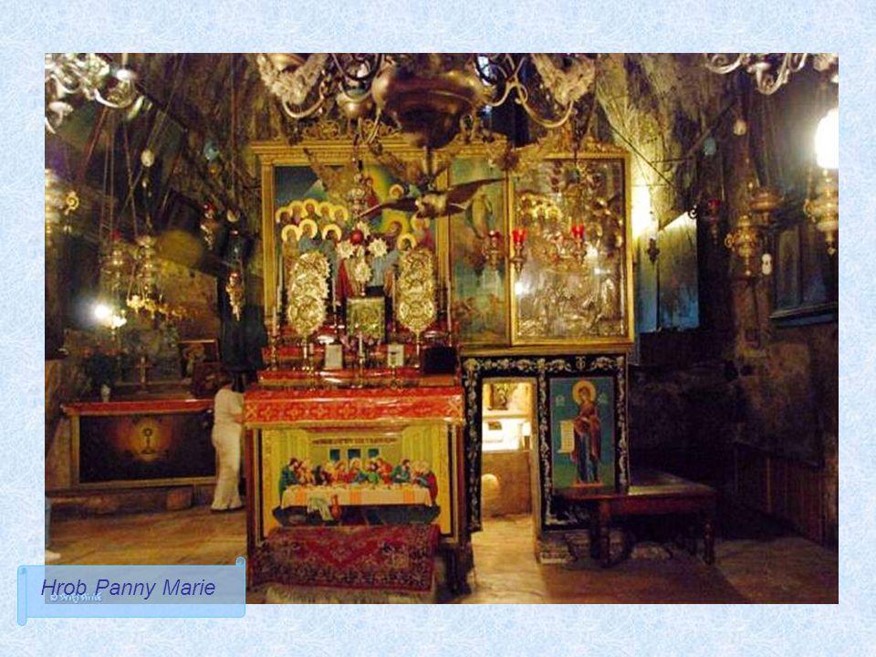 Hrob Panny Marie